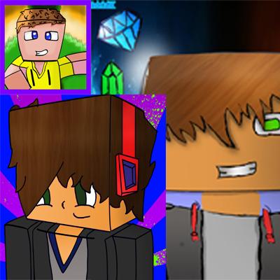 Custom Minecraft Profile Picture